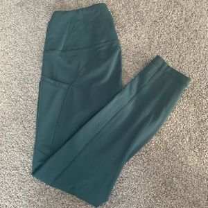 Teal Yogalicious Leggings